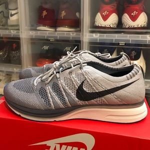 Nike Flyknit trainer Atmosphere Grey